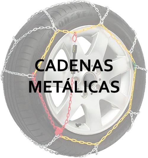 cadenas automóvil metálicas